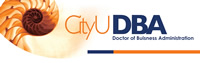 Doctor of Business Administration (DBA) programme, City University of Hong Kong